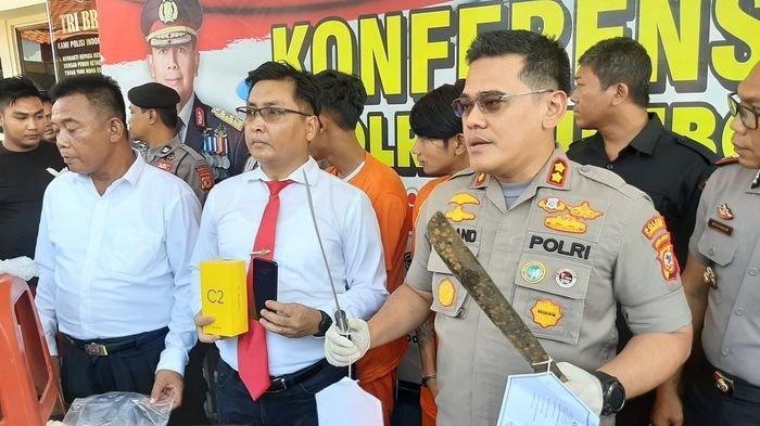 Ternyata HP Penjual Roti Bakar di Kalijaga Kota Cirebon Dirampas Tetangganya Sendiri