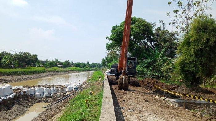 Duh, Tanggul Diduga Sengaja Dijebol, 3.000 Hektare Sawah di Indramayu Sempat Tak Teraliri Air