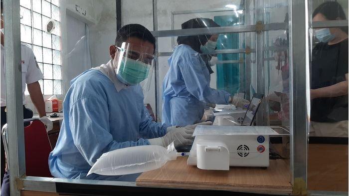 Ini yang Dilakukan PT KAI Daop 3 Cirebon saat Ada Penumpang yang Hasil GeNose Testnya Positif