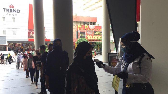 Innalillahi, Sejak Dibukanya Kembali Mal di Bandung, Terdeteksi 85 Pengunjung Positif Covid-19