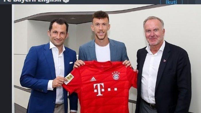 Rekan Luka Modric di Timnas Kroasia Akhirnya Resmi Berseragam Bayern Munchen