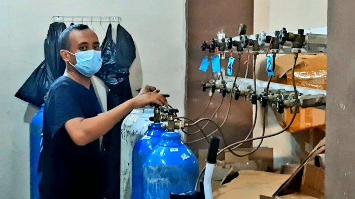 MAKIN Menipis Stok Oksigen di Rumah Sakit Cirebon, Pemkab Langsung Lakukan Ini