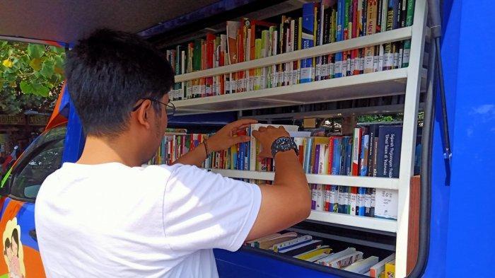 Disarpus Indramayu Lakukan Upaya Ini Untuk Tingkatkan Minat Baca Masyarakat