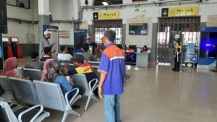 PT KAI Daop 3 Cirebon Perpanjang Pengembalian Tiket Hingga Keberangkatan H+10 Lebaran