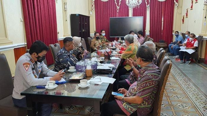 PMI Kabupaten Cirebon Siapkan 9200 Dosis untuk Vaksinasi Drive Thru Pekan Depan