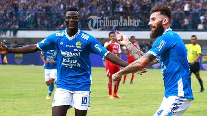 Persib Bandung Lawan Persela Lamongan, Pelatih Robert Alberts Tak Bisa Turunkan Ezechiel dan Dedi