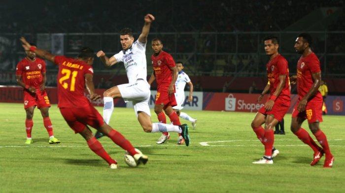 Imbang Lawan Persipura, Kalteng Putra Jadi Tim Pertama Yang Terdegradasi dari Liga 1 2019