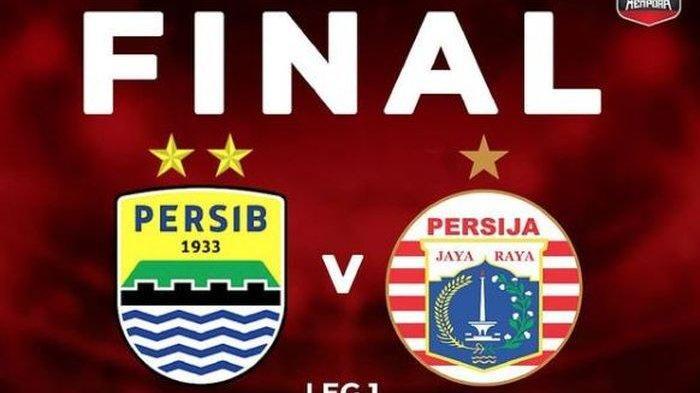 SEDANG BERLANGSUNG LIVE STREAMING Persib Bandung Vs Persija, Maung Bandung Kebobolan Lebih Dulu