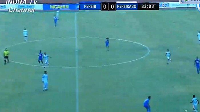 Sampai Menit ke-80 Persib Bandung vs PS Tira Persikabo Masih Imbang 0-0