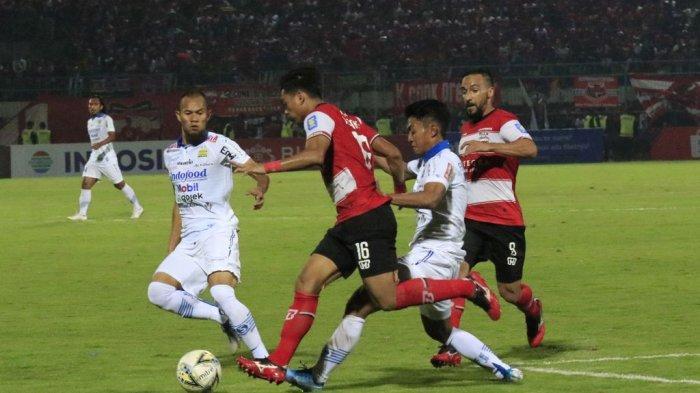LINK LIVE STREAMING Big Match Madura United vs Persebaya Surabaya di Liga 1 2019, Pukul 18.30 WIB