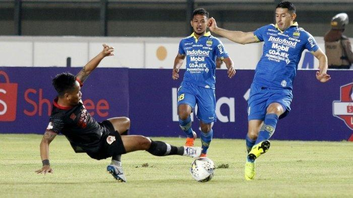 Keok dari Bali United, Persib Bandung Sudah Sia-siakan 10 Poin di Kandang, Beda dengan Musim Lalu