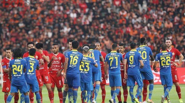 PREVIEW Duel Persib Bandung Vs Persija Jakarta Nanti Malam, 2 Tim Elite Belum Capai Puncak Performa