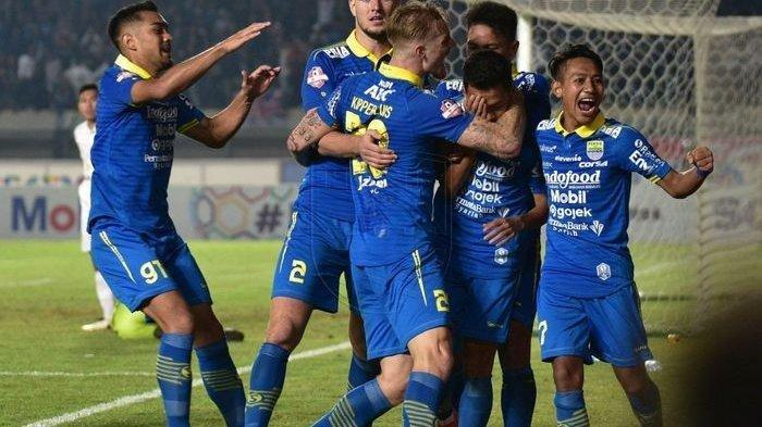 VIDEO Highlight - Persib Bandung Gagal Amankan Tiga Poin Lawan Barito Putera, Skor Akhir 0-0
