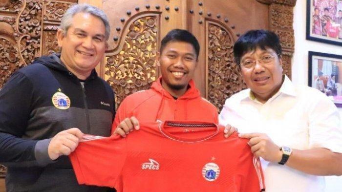 Persija Koleksi Pemain yang Dibesarkan Persib Bandung, Alfath Fathier Ikuti jejak Andritany