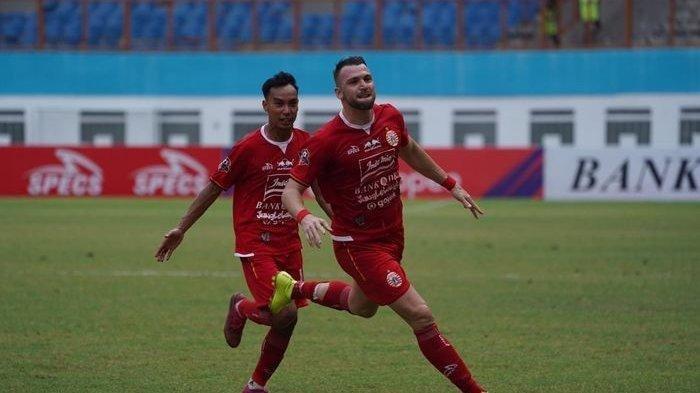 VIDEO Persija Jakarta Kalahkan Madura United 4-0, Badak Lampung FC & Semen Padang Terdegradasi