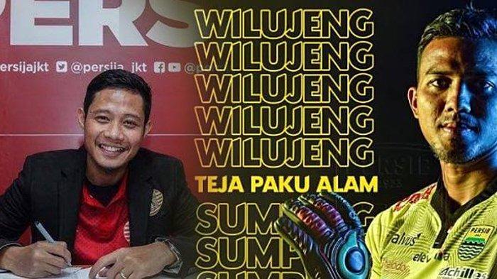 Persija Jakarta Menggila di Bursa Transfer Pemain, Dapat Pemain Bintang, Persib Bandung kok Pasif?