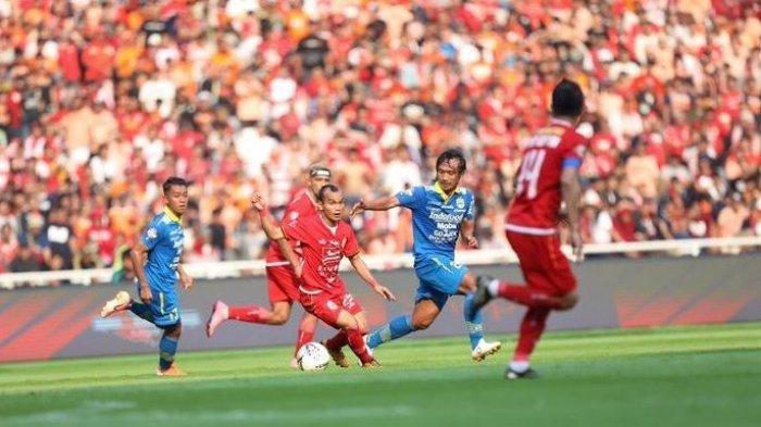 Prediksi Susunan Pemain Persib Bandung di Laga Melawan Persija Jakarta