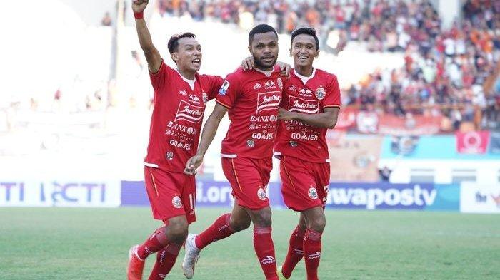 LINK LIVE STREAMING Persija Jakarta vs Perseru Badak Lampung FC, Sore Ini Pukul 15.30 WIB