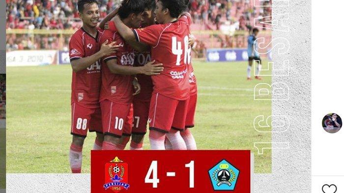 Persijap Jepara Lumat PSIL Lumajang 4-1, Lolos ke Babak 8 Besar Liga 3 Nasional 2019