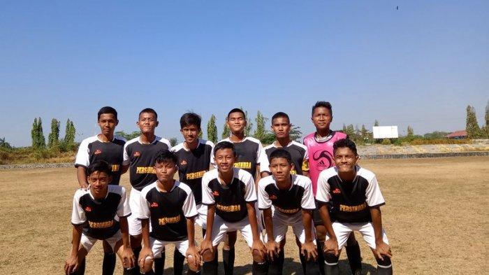 Inilah Komposisi Pemain Persindra U-17 di Ajang Piala Soeratin U-17 2019, Semua Murni Putra Daerah