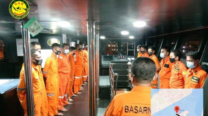 Tabrakan Kapal di Perairan Utara Balongan Indramayu, Ini Nama-nama ABK yang Berhasil Dievakuasi