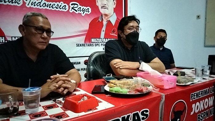 Terkait Perselisihan, Ini yang Diucapkan Bupati dan Wabup Kuningan di Depan Ketua DPD PDIP Jabar