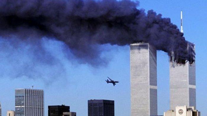 TERUNGKAP, Rekaman Suara Pramugari di Pesawat yang Dibajak Pada 11 September dan Menabrak Menara WTC