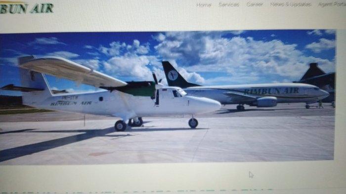 Pesawat Rimbun Air