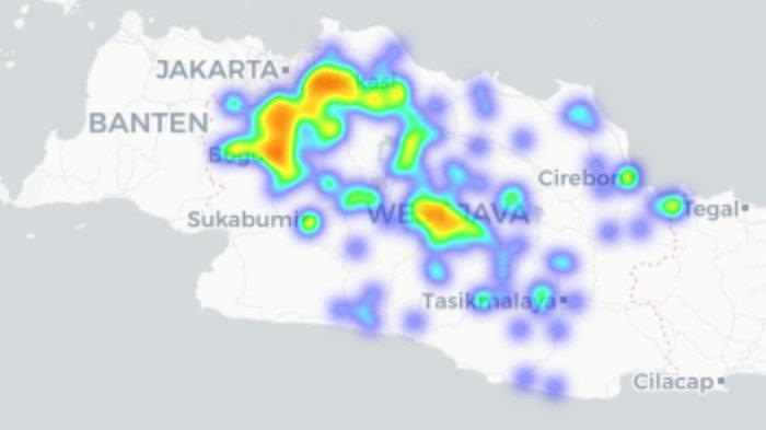 Ini 3 Kecamatan di Indramayu yang Diwaspadai Sebagai Klaster Penyebaran Covid-19