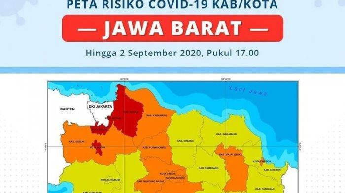 Kota Cimahi Akhirnya Masuk Zona Merah Bareng Bodebek, Emil Minta Pemkot Cimahi Lebih Waspada
