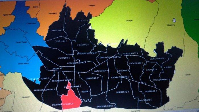 Ada 29 Warga Terpapar Covid-19 Sekaligus, Kelurahan di Kota Bandung Ini Berstatus Zona Hitam
