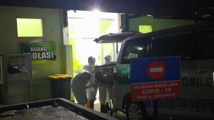 Tiga Pasien Terkonfirmasi Covid-19 di Ruang Isolasi RSU Kota Tasik Meninggal Dunia Berurutan