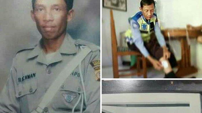 Netizen Kuningan Berduka Atas Meninggalnya Rochman Petugas Banpol, Sering Bantu Seberangkan Warga