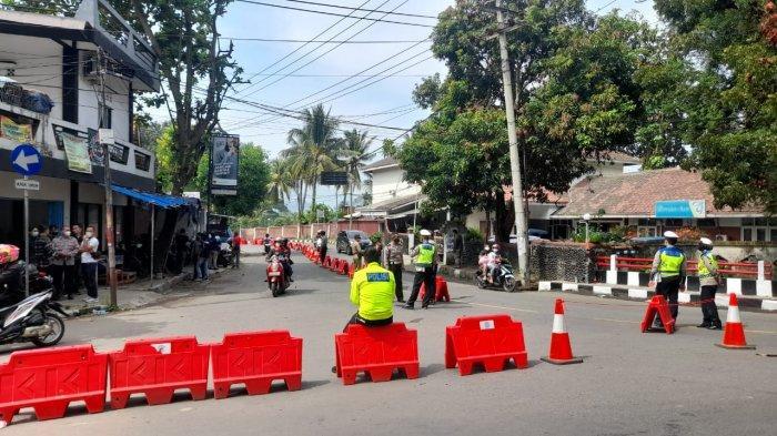 Titik Penyekatan di Cimahi dan Bandung Barat Selama PPKM Darurat, Siapkan Surat Test Covid-19