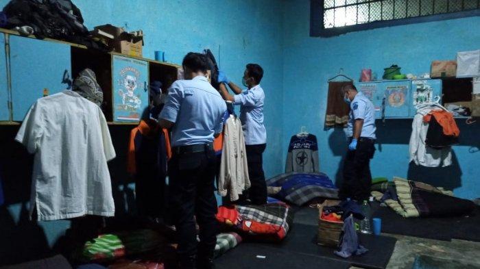 Kalapas Kelas I Cirebon Tegaskan Tidak Akan Berhenti Sidak Sel Tahanan Untuk Bersihkan Barang Ilegal