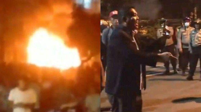 Tawuran Antarkampung Terjadi di Medan Belawan, Warga Saling Serang, Rumah Ibadah Hampir Dibakar