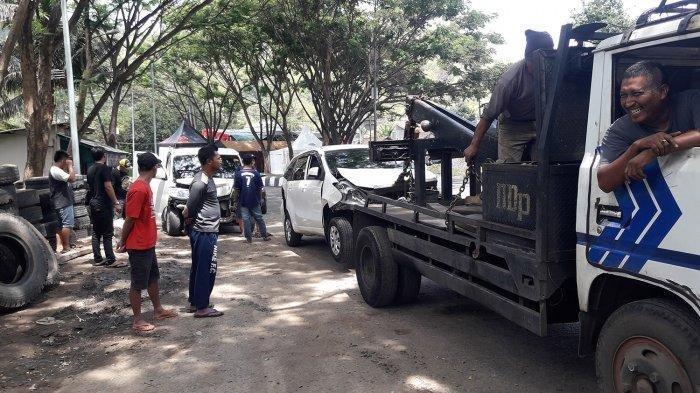 Tabrakan Beruntun Terjadi di Nagreg, Libatkan Enam Kendaraan