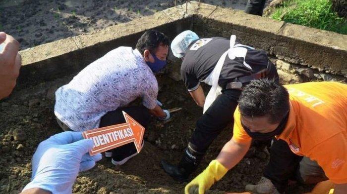 Fakta Baru Kasus Perempuan Dikubur di Fondasi Rumah oleh Selingkuhan, Ternyata sedang Hamil 7 Bulan
