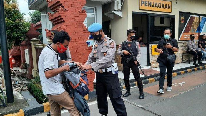 Pengamanan Asrama Polisi Kaliwadas Cirebon Juga Diperketat, Antisipasi Penyerangan Teroris