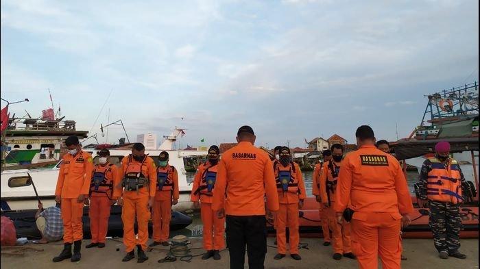 Cuaca Buruk Masih Jadi Tantangan Operasi SAR Pencarian ABK Hilang Akibat Tabrakan Kapal di Indramayu