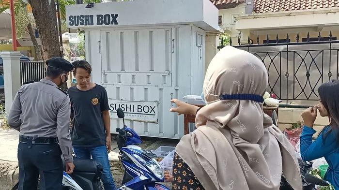 Pemotor di Indramayu Ini Dimarah-marahi Petugas PPKM Darurat, Berikut Sederet Alasannya