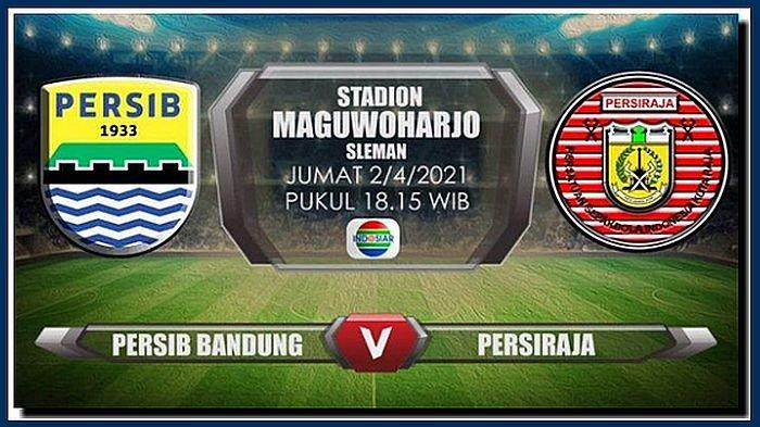 Saksikan Persib Bandung vs Persiraja Banda Aceh di Piala Menpora 2021, Ini Link Live Streaming