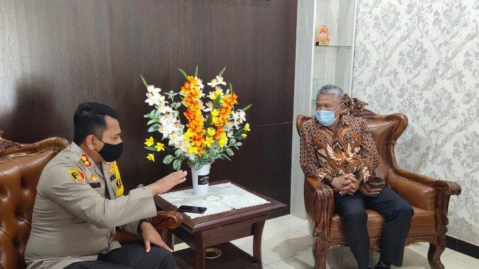 Pjs Bupati Indramayu Mulai Bertugas, Soroti Penanganan Covid-19 dan Tahapan Pilkada Serentak