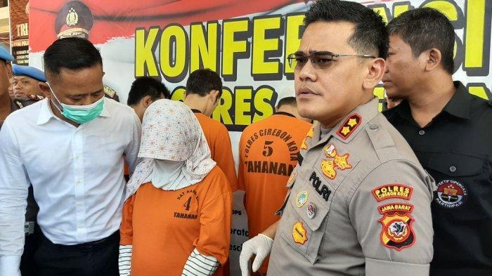 Pemandu Lagu di Cirebon Nekat Edarkan Sabu-sabu, Untuk Biaya Persalinan & Beli Susu Anak
