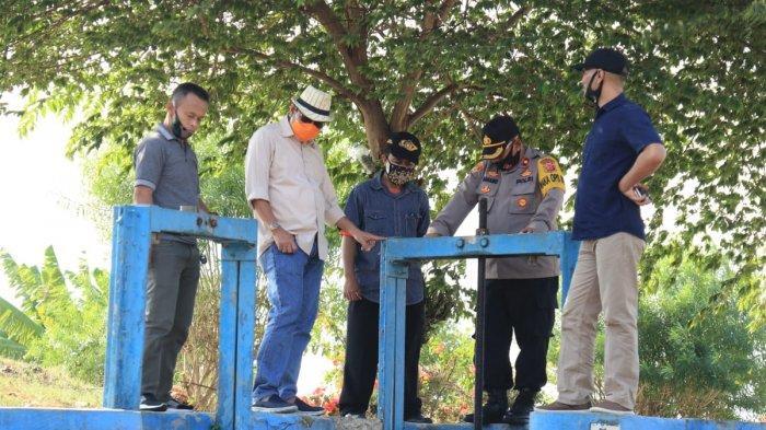 Hadapi Kekeringan Plt Bupati Indramayu akan Kerahkan TNI-Polri Awasi Pendistribusian Air Bagi Petani