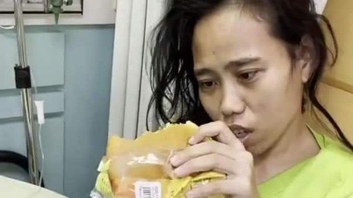 TKW Asal Indramayu Depresi di Taiwan, Kini Terbaring Lesu di RS, Diberi Roti Jawabannya Bikin Nangis