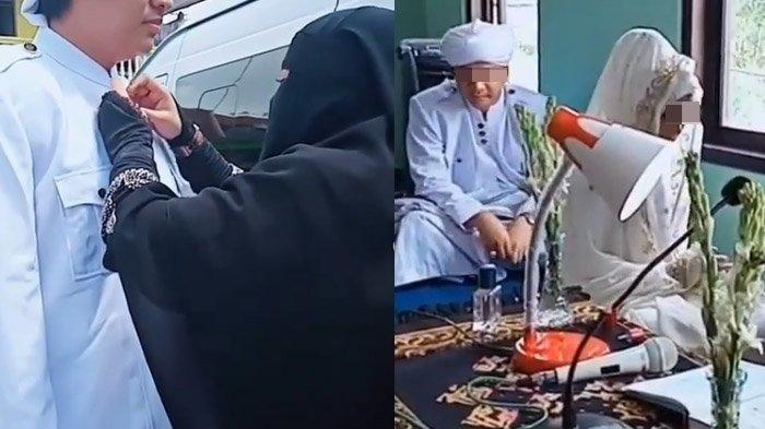 Diantar Istri Pertama Nikah Lagi, Abah Cijeungjing Ngaku Pernah Melamar 5 Wanita & Kabur dari Rumah