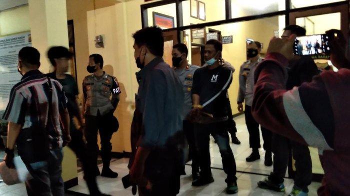 Kurang dari 5 Jam Polisi Berhasil Meringkus Pembunuh Sekuriti Pabrik Nabati, Begini Modus Pelaku