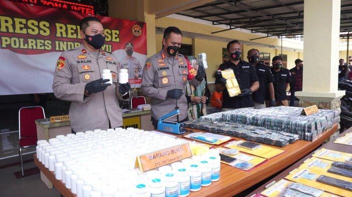 Meresahkan, Bandar Besar Narkoba di Indramayu Diciduk Polisi, Banyak Anak Muda Jadi Pelanggannya