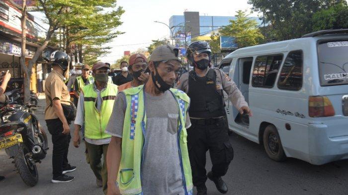 Polres Cirebon Kota Amankan 33 Orang dari Hasil Operasi Pekat, Juru Parkir Liar & Calo Pun Diangkut